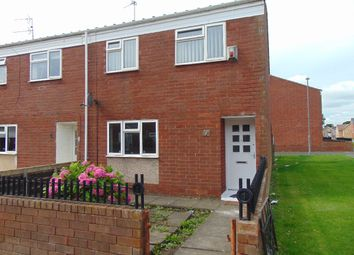 Thumbnail 3 bed terraced house to rent in Mason Walk, Hartlepool