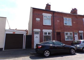 Thumbnail 3 bed terraced house for sale in Rosebery Street, Leicester, Leicestershire, England