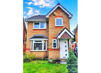 3 bed detached house for sale in Chilton Close, Leigh WN7
