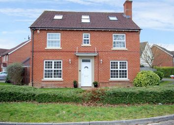 Thumbnail 5 bed detached house for sale in Wynwards Road, Abbey Meads, Wiltshire