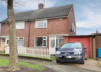 Thumbnail 2 bed semi-detached house for sale in Thornhill Avenue, Hull