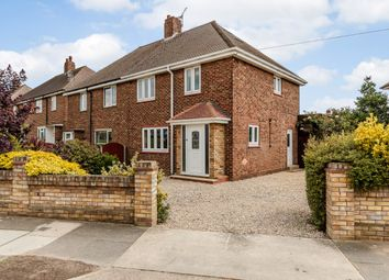 Thumbnail 3 bed semi-detached house for sale in Kent View, South Ockendon, Essex