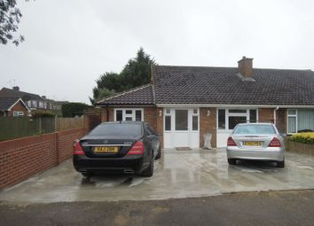 Thumbnail 2 bed semi-detached bungalow to rent in Burroway Road, Langley, Slough