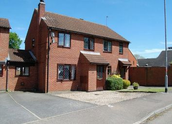 Thumbnail 3 bed semi-detached house for sale in Ruskin Way, Daventry, Northamptonshire