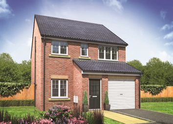 "Thumbnail 3 bed semi-detached house for sale in ""The Piccadilly"" at Norwich Road, Wymondham"