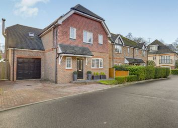 Thumbnail 3 bed detached house for sale in Birch Grove, Felbridge, East Grinstead