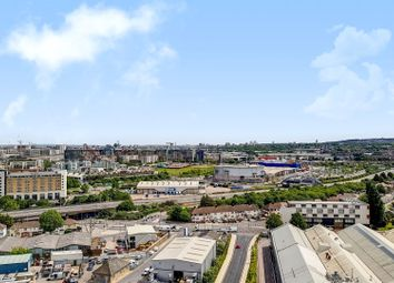 Thumbnail 2 bed flat for sale in Telcon Way, Greenwich, London