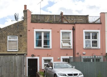 Thumbnail 1 bed flat for sale in Kenworthy Road, London