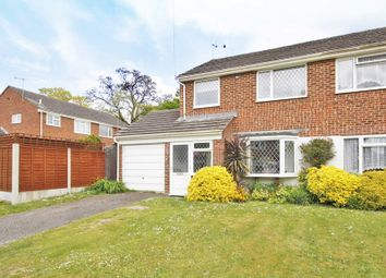 Thumbnail 3 bed semi-detached house for sale in Shearsbrook Close, Bransgore, Christchurch