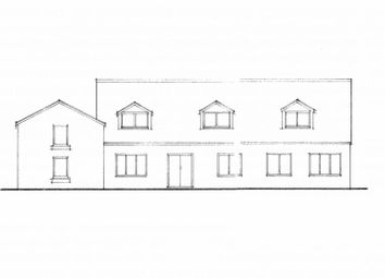 Thumbnail 4 bed barn conversion for sale in Barnston Road, Heswall, Wirral