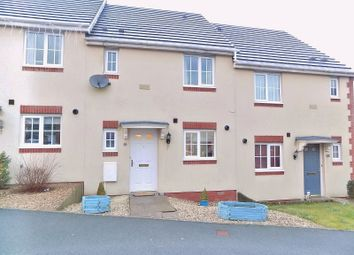 Thumbnail 3 bed terraced house for sale in Heol Y Fronfraith Fawr, Broadlands, Bridgend.