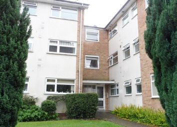 Thumbnail 2 bed flat for sale in Milverton Crescent West, Leamington Spa