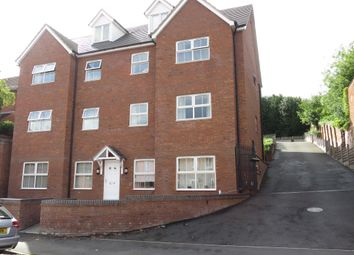 Thumbnail 2 bed flat for sale in Park Lane, Kidderminster