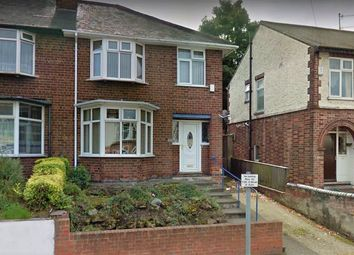Thumbnail 3 bed semi-detached house for sale in Haydn Road, Sherwood, Nottingham