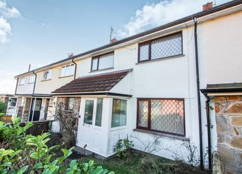Thumbnail 2 bed terraced house for sale in Poplars Close, Mardy, Abergavenny