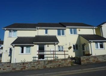 Thumbnail 2 bed terraced house to rent in Bre Wartha, Grampound Road, Truro