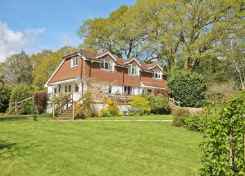 Thumbnail 3 bed detached house for sale in Marley Mount, Sway, Lymington