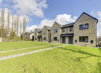 Thumbnail 5 bed semi-detached house for sale in Plot 1, Towneley View, Todmorden Road, Burnley