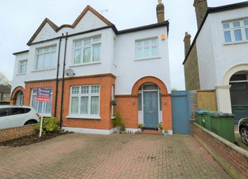 Thumbnail 3 bed semi-detached house for sale in Dunvegan Road, London