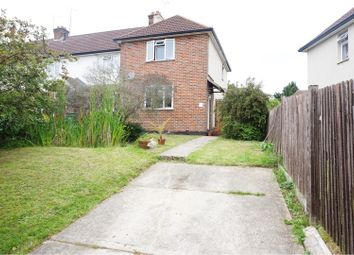 Thumbnail 2 bedroom end terrace house for sale in Masefield Road, Harpenden