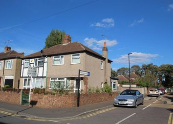 Thumbnail 3 bed semi-detached house for sale in New Road, Bedfont, Feltham