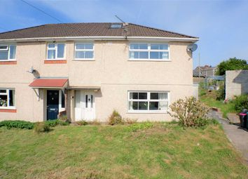 Thumbnail 3 bed semi-detached house for sale in Alfred Street, Gilfach Goch, Porth