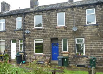 Thumbnail 2 bed terraced house for sale in Nelson Street, Cross Roads, Keighley, West Yorkshire