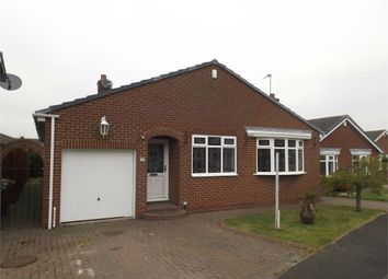 Thumbnail 2 bed detached bungalow for sale in Robin Court, East Rainton, Houghton Le Spring, Tyne And Wear