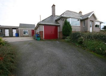 Thumbnail 2 bed detached bungalow for sale in Llanelian, Colwyn Bay