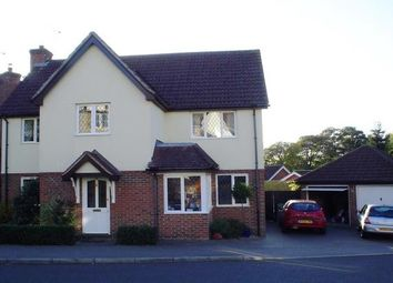 Thumbnail 4 bedroom detached house to rent in St. Peters View, Sible Hedingham, Halstead