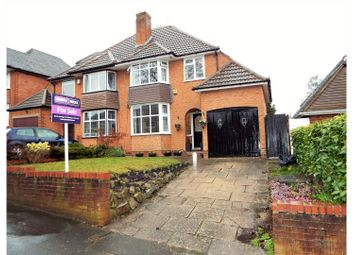 Thumbnail 3 bed semi-detached house for sale in Colebourne Road, Birmingham
