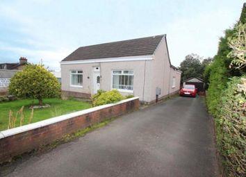 Thumbnail 3 bed bungalow for sale in Waverley Street, Coatbridge, North Lanarkshire