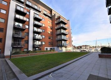 Thumbnail 2 bed flat to rent in Sirocco Channel Way, Ocean Village, Southampton