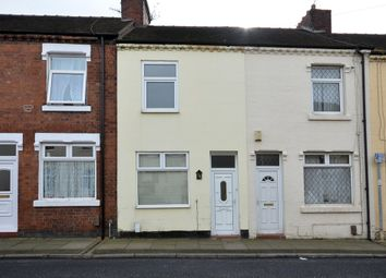Thumbnail 2 bed terraced house for sale in Cornwallis Street, Stoke-On-Trent