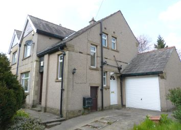 Thumbnail 3 bed semi-detached house for sale in Haworth Road, Wilsden, Bradford