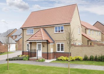 "Thumbnail 3 bedroom detached house for sale in ""Falmouth"" at Kingfisher Drive, Whitby"