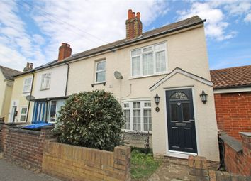 2 bed terraced house for sale in Laburnum Road, Chertsey, Surrey KT16