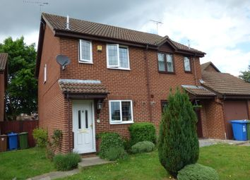 Thumbnail 2 bed semi-detached house for sale in Wantage Road, College Town, Sandhurst