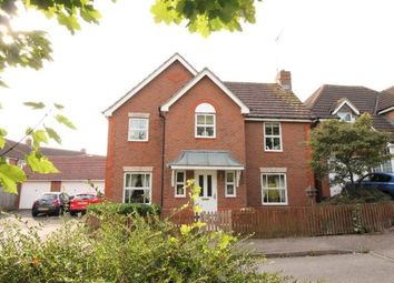 Thumbnail 4 bed detached house for sale in Vulcan Close, Daventry