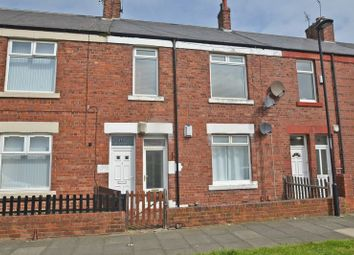 Thumbnail 2 bed flat to rent in Chirton Avenue, North Shields