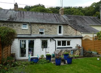 Thumbnail 2 bed terraced house for sale in Aberarad, Newcastle Emlyn