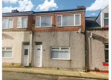 Thumbnail 3 bed terraced house for sale in Castlereagh Street, Sunderland