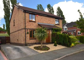 Thumbnail 2 bed semi-detached house for sale in Berryfield Grove, Weston Coyney