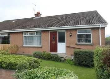 Thumbnail 3 bed bungalow for sale in Glenmount Drive, Newtownards