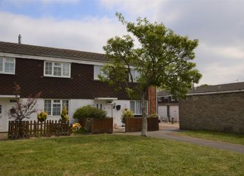 Thumbnail 3 bed end terrace house for sale in Brookfield, Horsell, Woking