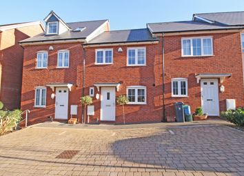 Thumbnail 3 bed terraced house for sale in Old Park Avenue, Pinhoe, Exeter