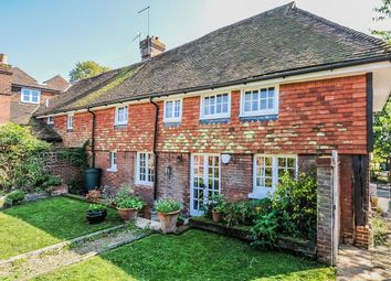 Thumbnail 3 bed cottage to rent in Old Barn Close, Kemsing, Sevenoaks