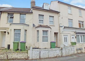 Thumbnail 3 bedroom terraced house for sale in Canterbury Road, Folkestone
