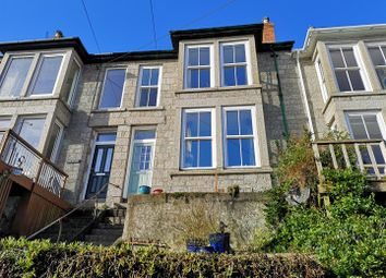 Thumbnail 3 bed terraced house for sale in Newlyn, Penzance