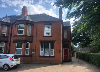 Thumbnail 1 bedroom semi-detached house to rent in London Road, New Balderton, Newark